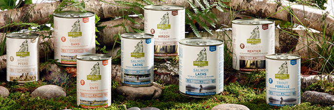 isegrim - wild as nature - Hundefutter exclusiv bei alsa.