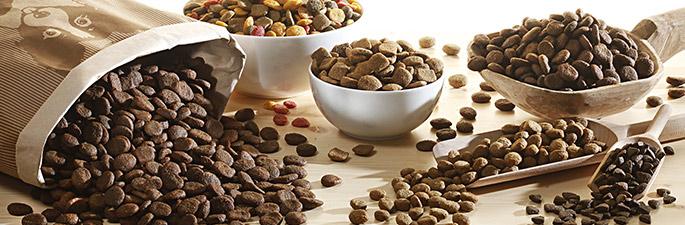 Trockenfutter für Hunde in Super-Premium-Qualität.