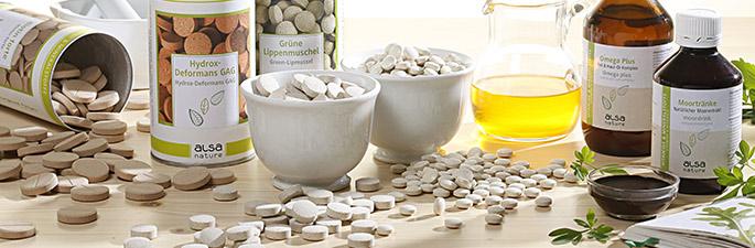 Vitamine und Mineralstoffe für Hunde - das gesunde Extra.