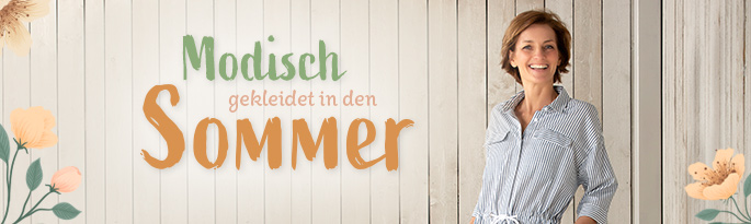 Sommermode unserer Top-Marken