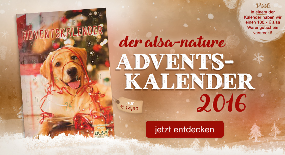 alsa-nature Adventskalender 2016