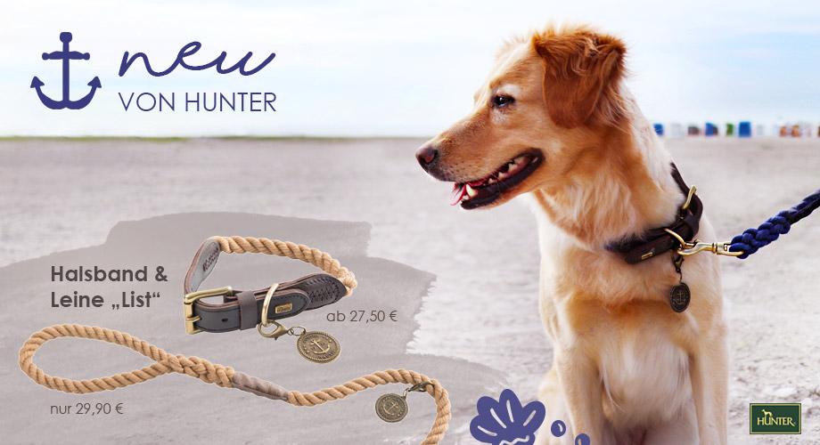NEU von Hunter