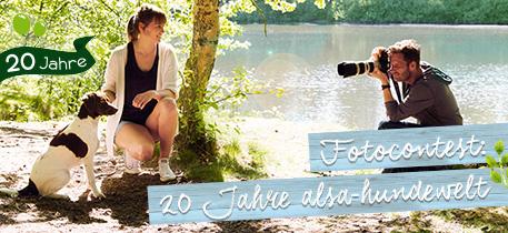 Feiern Sie mit: 20 Jahre alsa-hundewelt