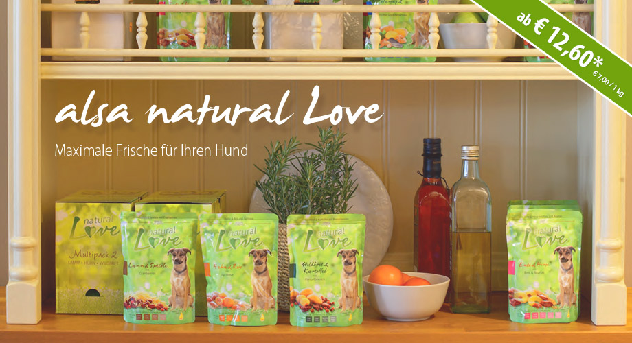 alsa natural Love Frischebeutel