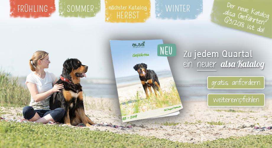 Juli Mailing - Der neue alsa Katalog ist da!