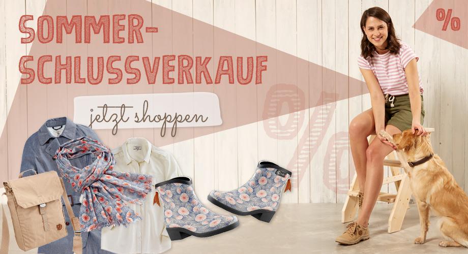 SSV - Sommer-Schluss-Verkauf