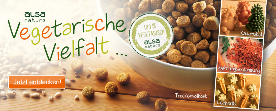 alsa-nature vegetarisch
