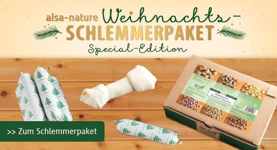 Weihnachts-Schlemmerpaket Special Edition