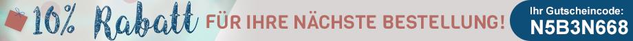 alsa-hundewelt Gutschein: Dieses Wochenende schenken wir Ihnen 10 % Rabatt für Ihre nächste Bestellung! #N5B3N668