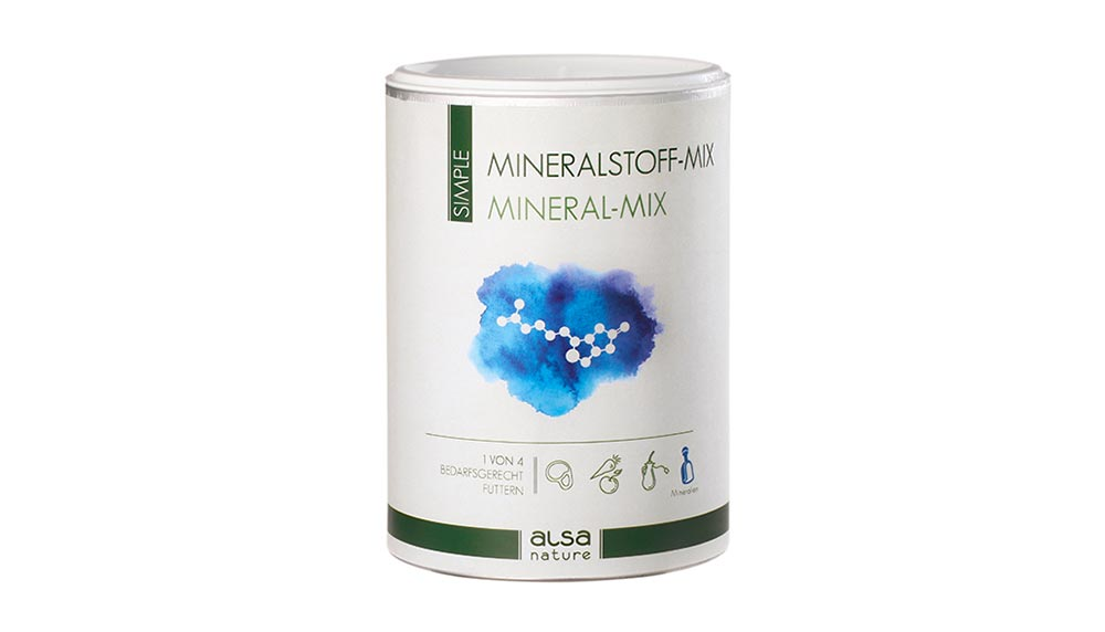 Produktfoto von alsa-nature SIMPLE Mineralstoffe