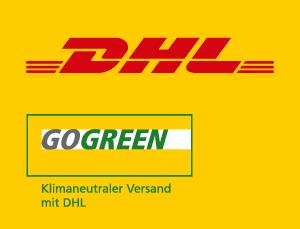 alsa nutzt den CO<sub>2</sub>-neutralen Versand der Deutschen Post