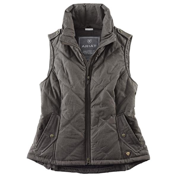 "Ariat Dames Bodywarmer ""Terrace Vest"""