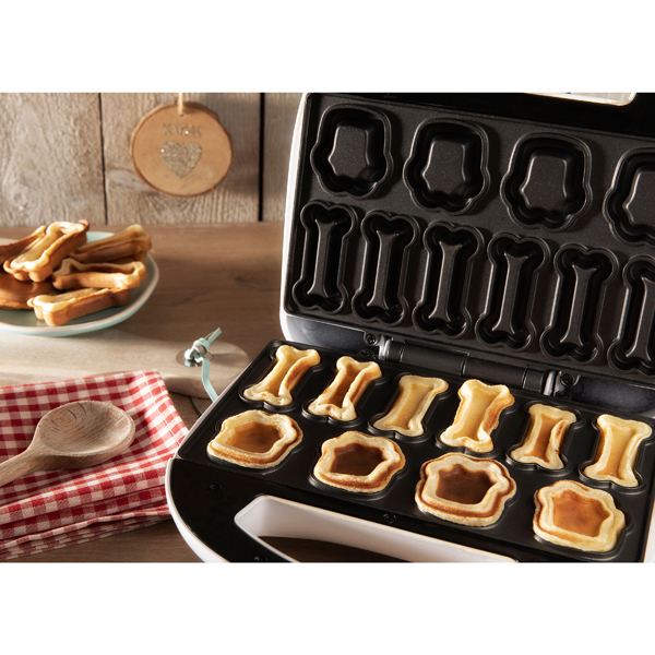 """Clatronic® Cookie-Maker """"Dog Cookie"""""""