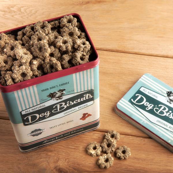 """Koekjesblik-set """"Dog Biscuits"""""""