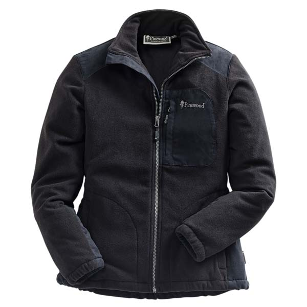 "Pinewood® Damen Fleecejacke ""Wildmark Membran"""