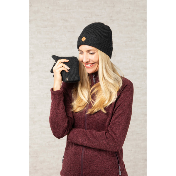 "Pinewood® Mütze ""Wool Knitted"""