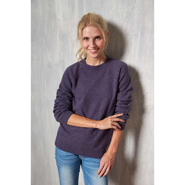 "Fjällräven Dames pullover ""Övik Re-Wool Sweater W"""