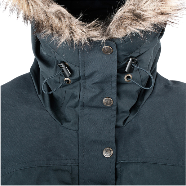 "Fjällräven Dames Winterparka ""Singi Winter Jacket W"""
