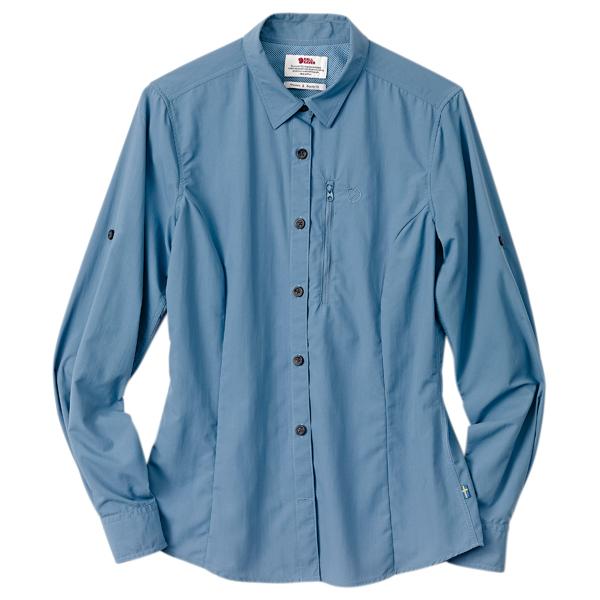 "Fjällräven Dames blouse ""Abisko Hike Shirt LS W"""