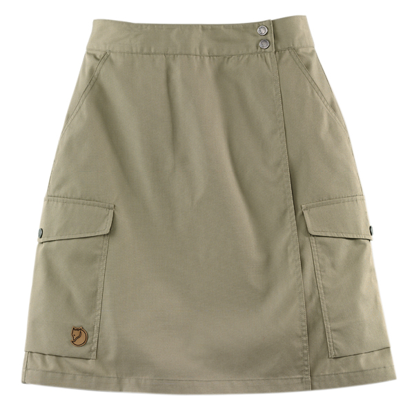 "Fjällräven Damenrock ""Övik Travel Skirt W"""
