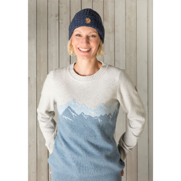 "Fjällräven Damen Pullover ""Greenland Re-Wool View Sweater W"""