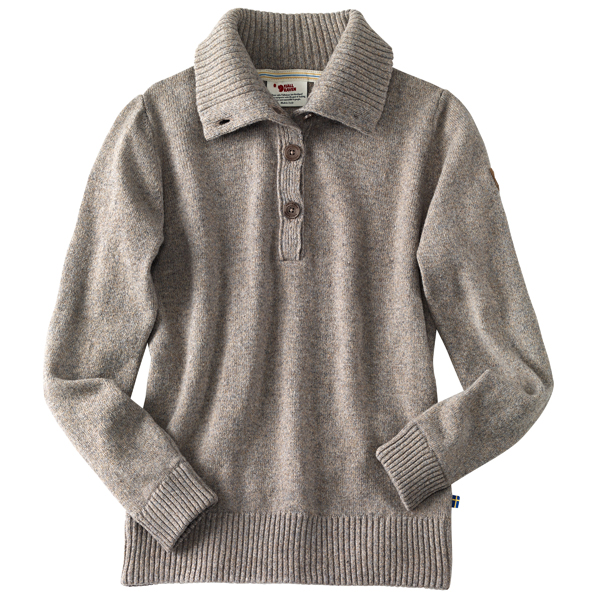 "Fjällräven Dames Trui ""Greenland Re-Wool Sweater W"""