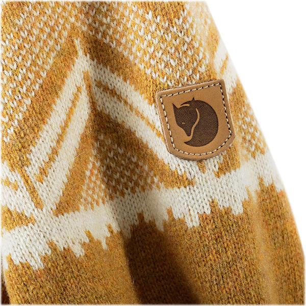 "Fjällräven Dames Trui ""Greenland Re-Wool Pattern Knit W"""