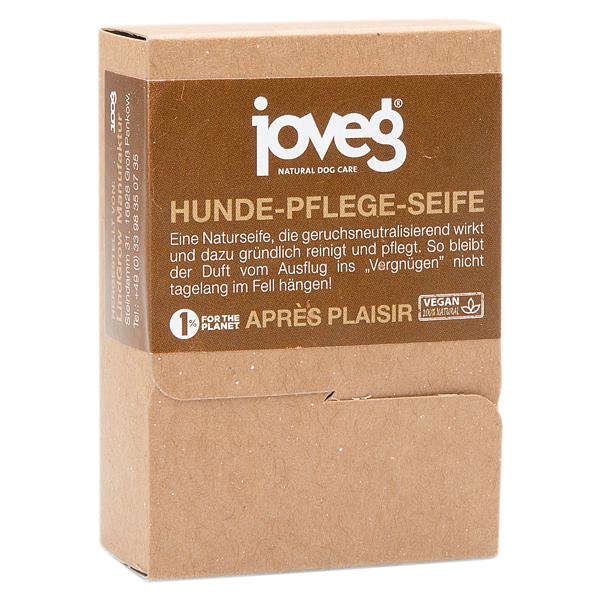 "joveg Hunde-Pflegeseife ""Après Plaisir"""