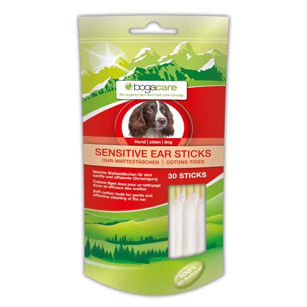 """bogacare® Wattenstaafjes """"Sensitive Ear Sticks"""""""