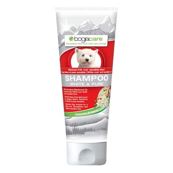 "bogacare® Shampoo ""White & Pure"""