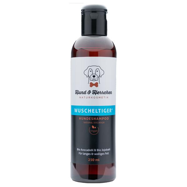 """Hund & Herrchen Honden-shampoo """"Wuscheltiger"""""""