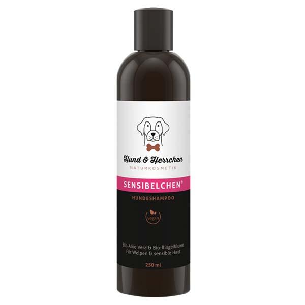 "Hund & Herrchen Hunde-Shampoo ""Sensibelchen"""