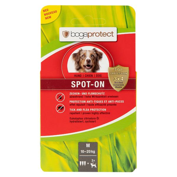 "bogaprotect® Spot-On ""Hund"""