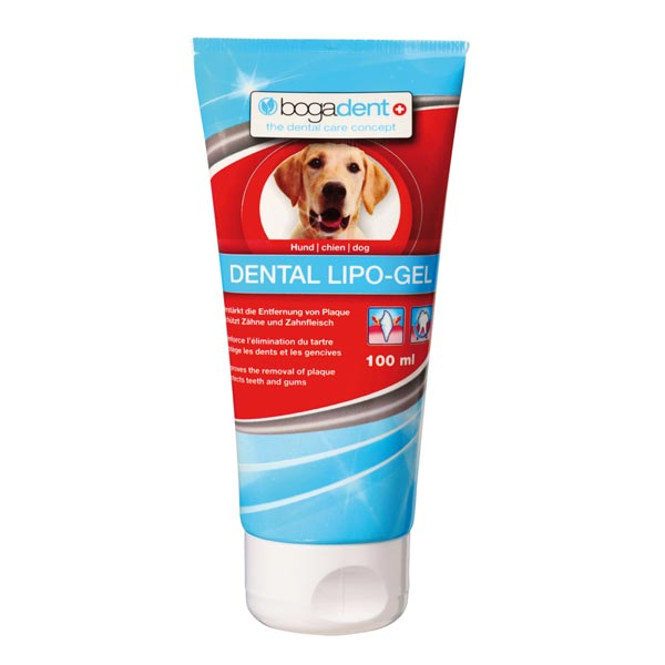 "bogadent® Zahncreme ""Dental Lipo-Gel"""