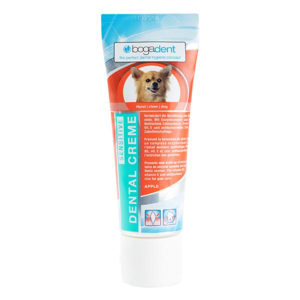 "bogadent® Hunde-Zahncreme ""Dental Creme Sensitive"""