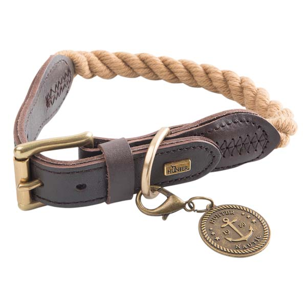 "HUNTER Hundehalsband ""List"""