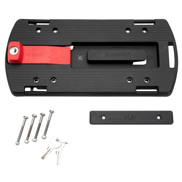 KLICKfix Gepäckträger-Adapterplatte