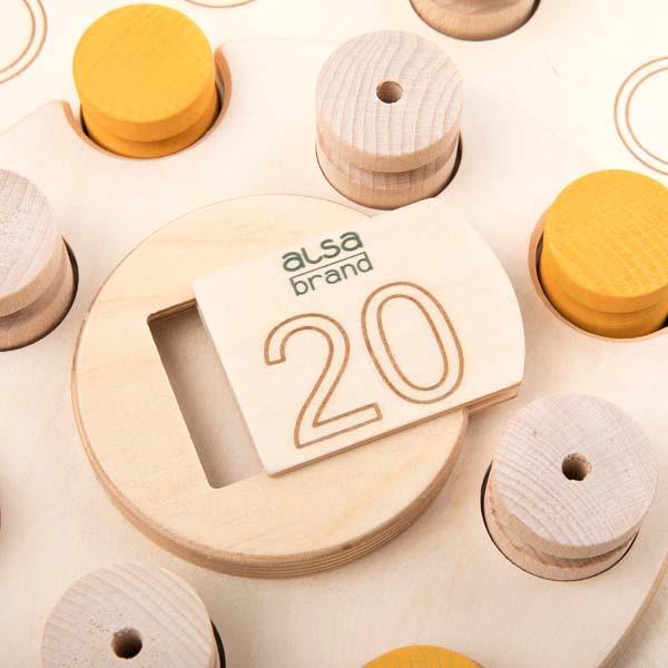 """alsa-brand Interactief speelgoed """"Verjaardagstaart"""""""