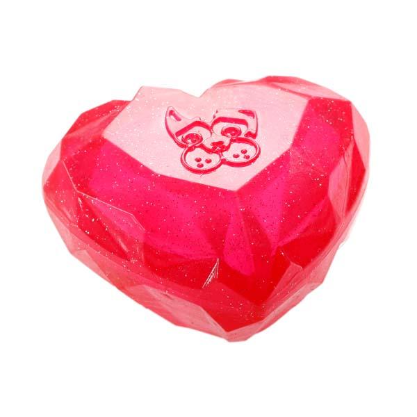 "Spunky Pup Werpspeelgoed ""Heart Squeaker"""