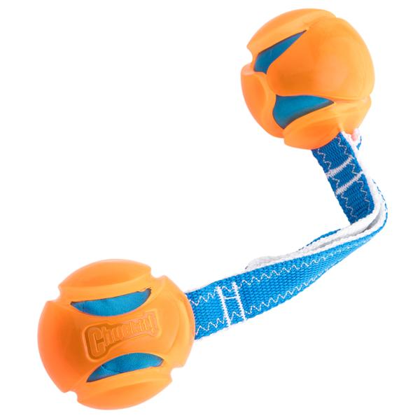 "Chuckit! Wurfspielzeug ""Hydro Squeeze Duo Tug"""