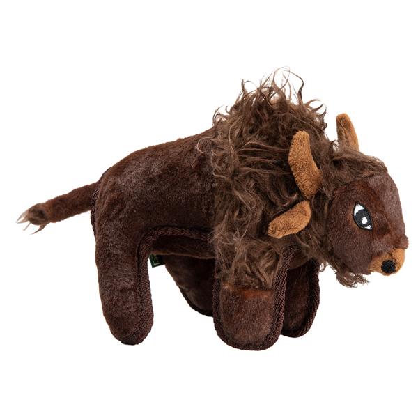 "HUNTER Honden-pluchespeelgoed ""Tough Kamerun Bison"""