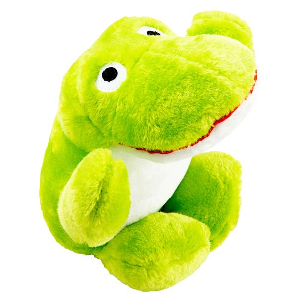 """Hunde-Plüschspielzeug """"Big Buddie Fritz the Frog"""""""