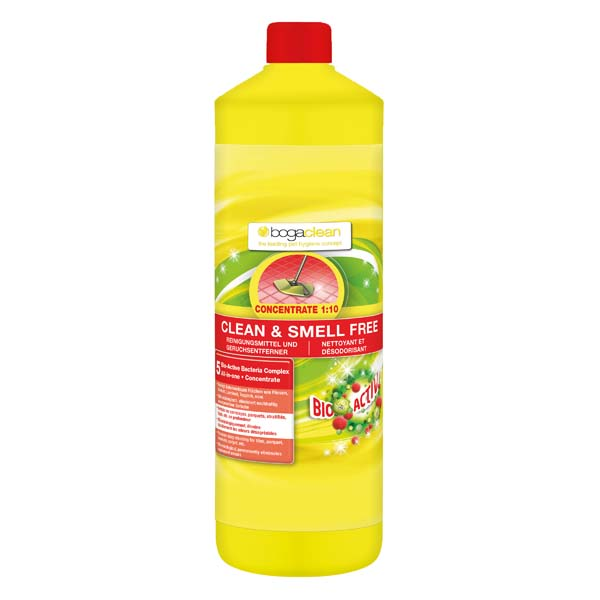 """bogaclean® Geruchsentferner """"Clean & Smell Free Concentrate"""""""