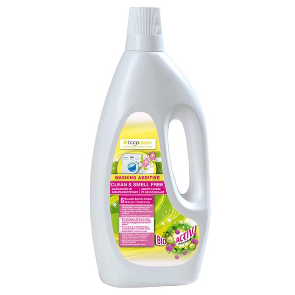 "bogaclean® Geruchsentferner ""Clean & Smell Free Washing Additive"""