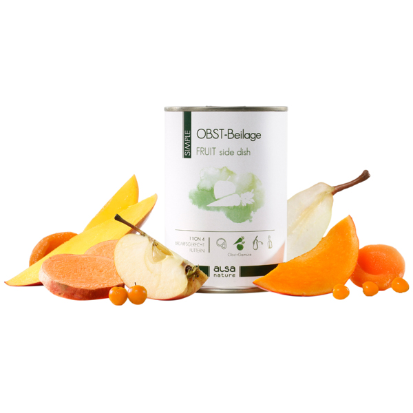 alsa-nature SIMPLE Obst-Beilage