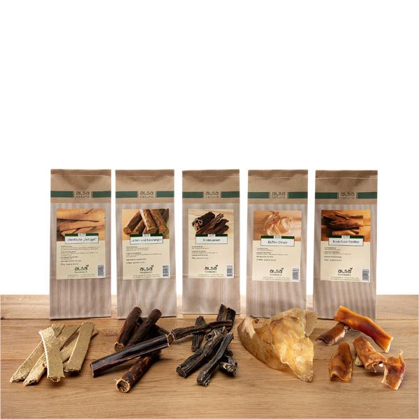 alsa-nature Schlemmerpaket Kau-Mix