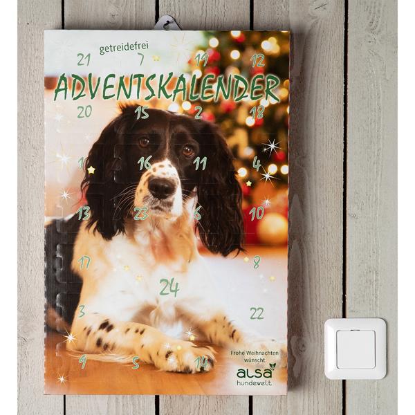 alsa-nature Adventskalender getreidefrei