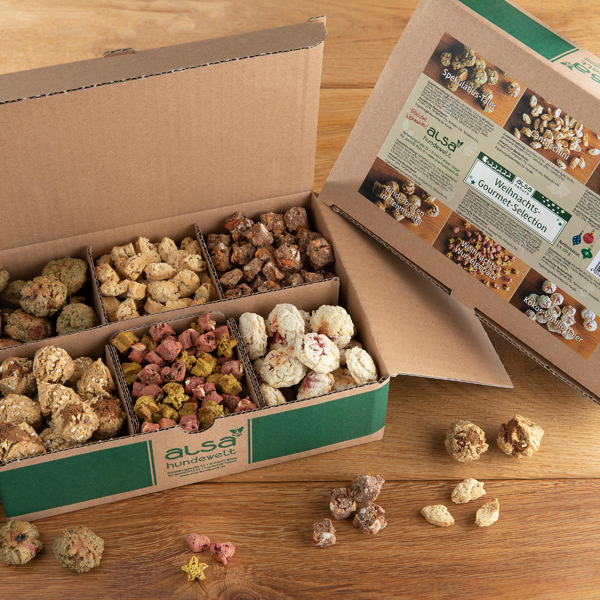 alsa-nature Weihnachts-Gourmet-Selection