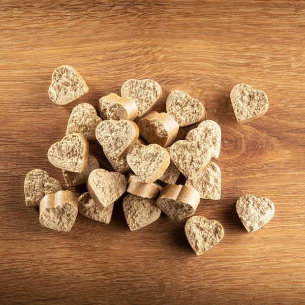 alsa-nature Gans- & Bratapfel-Herzen