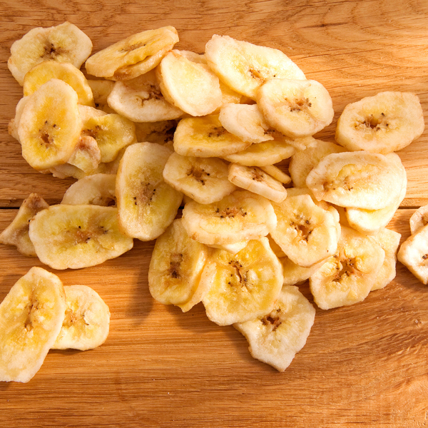 alsa-nature Bananen-Chips
